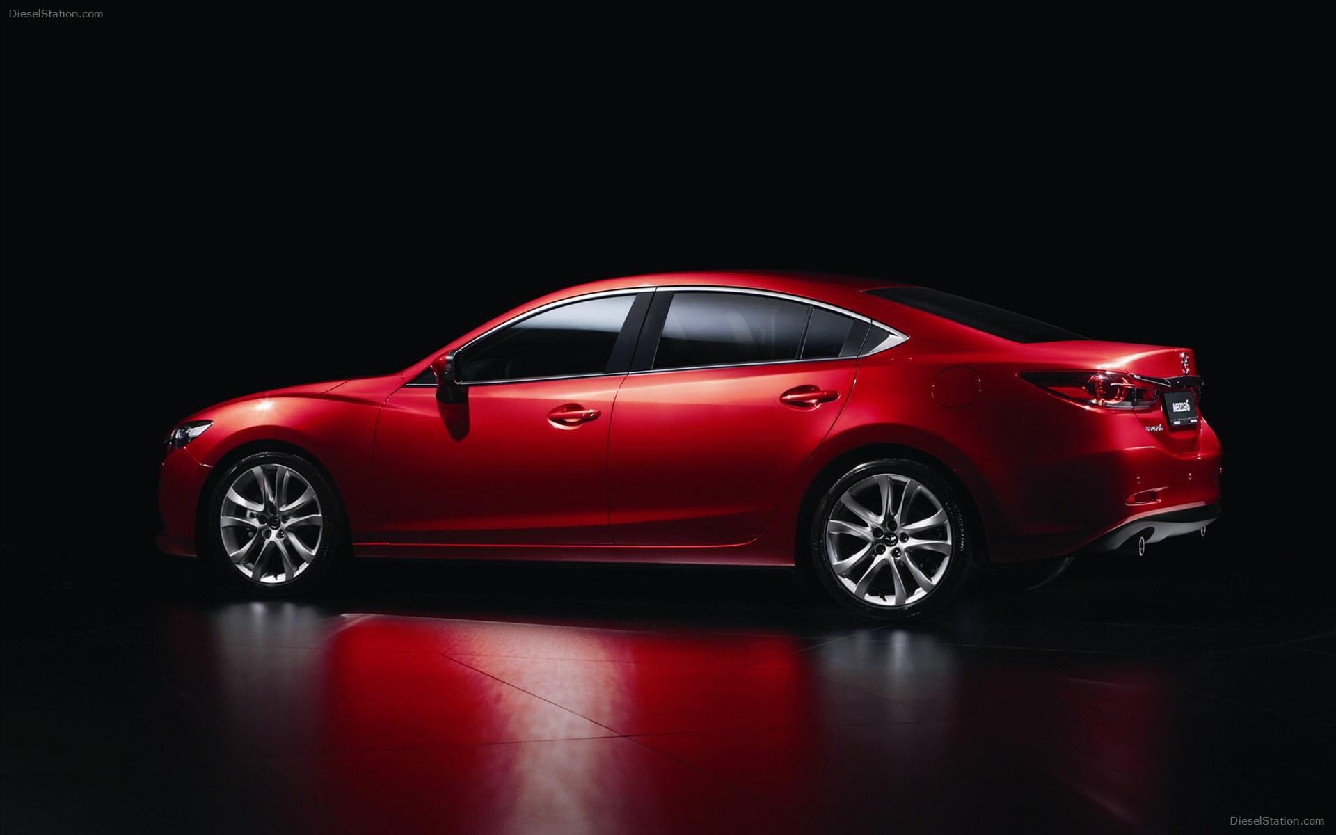 Mazda 6 Wallpapers - WallpaperSafari