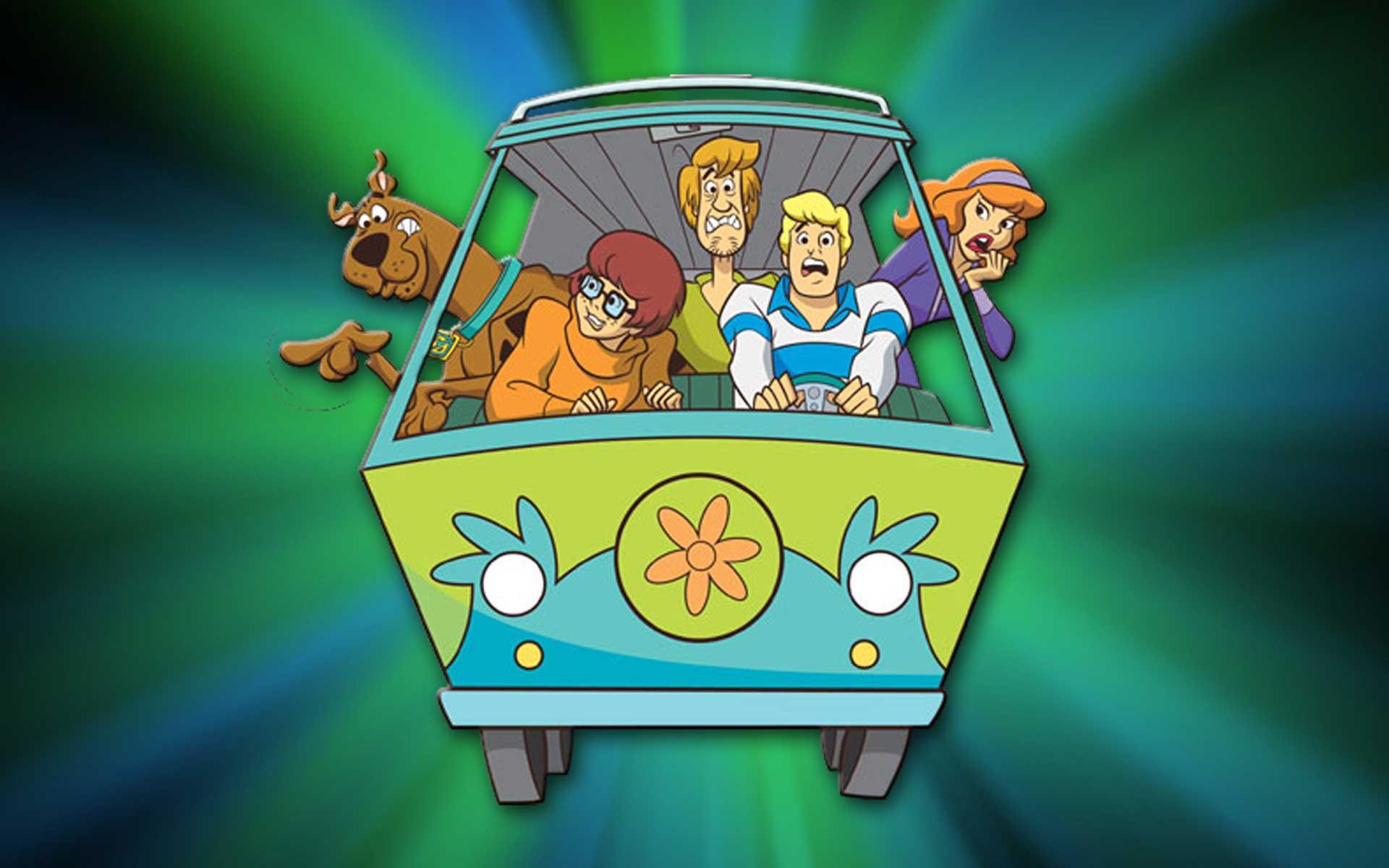 Scooby Doo Wallpapers   Top Scooby Doo Backgrounds 1920x1200