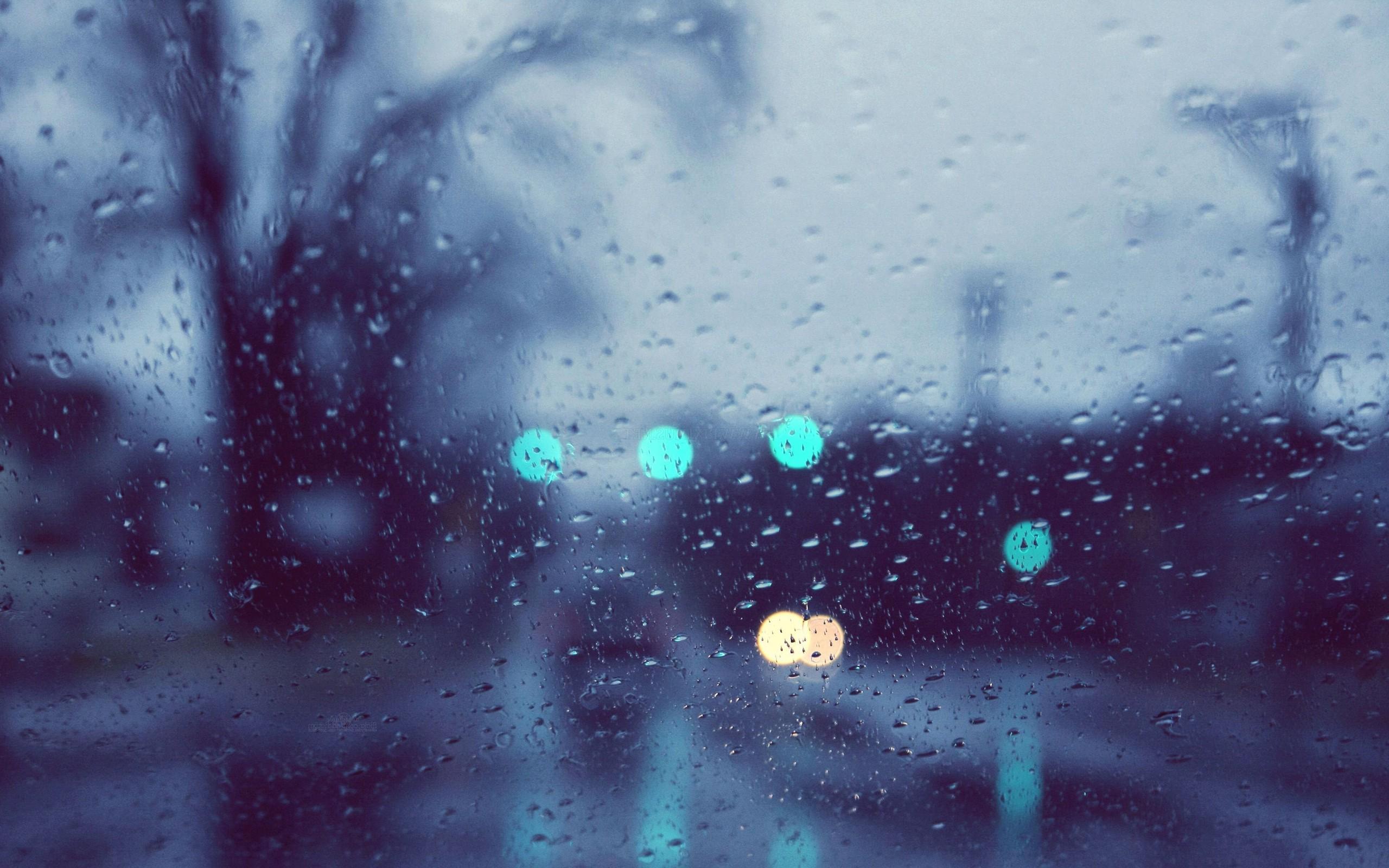 Streets Rain Wallpaper 2560x1600 Streets Rain Rain On Glass 2560x1600