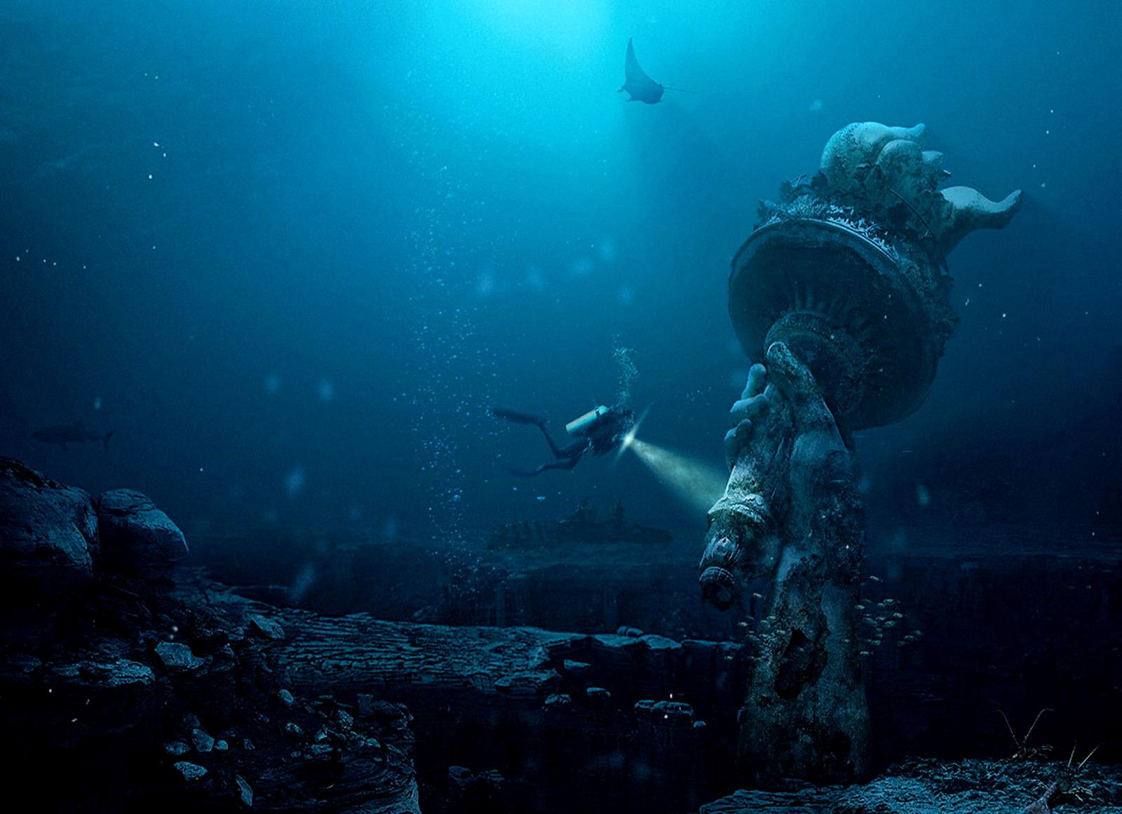 Download Ocean Deepsea Wallpaper 1600x1161 Wallpoper 403080 1600x1161