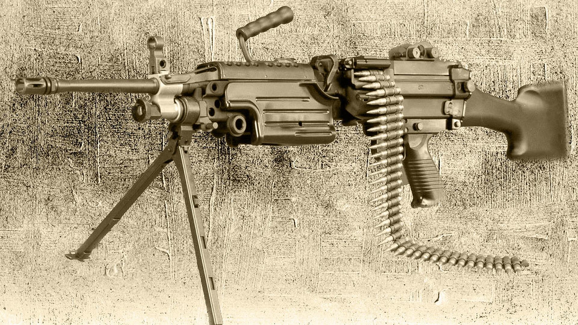 Machine Gun Full HD Wallpaper and Background 1920x1080 1920x1080