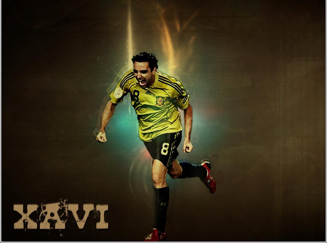 ALL FOOTBALL STARS Xavi Hernandez Wallpapers 1043x777