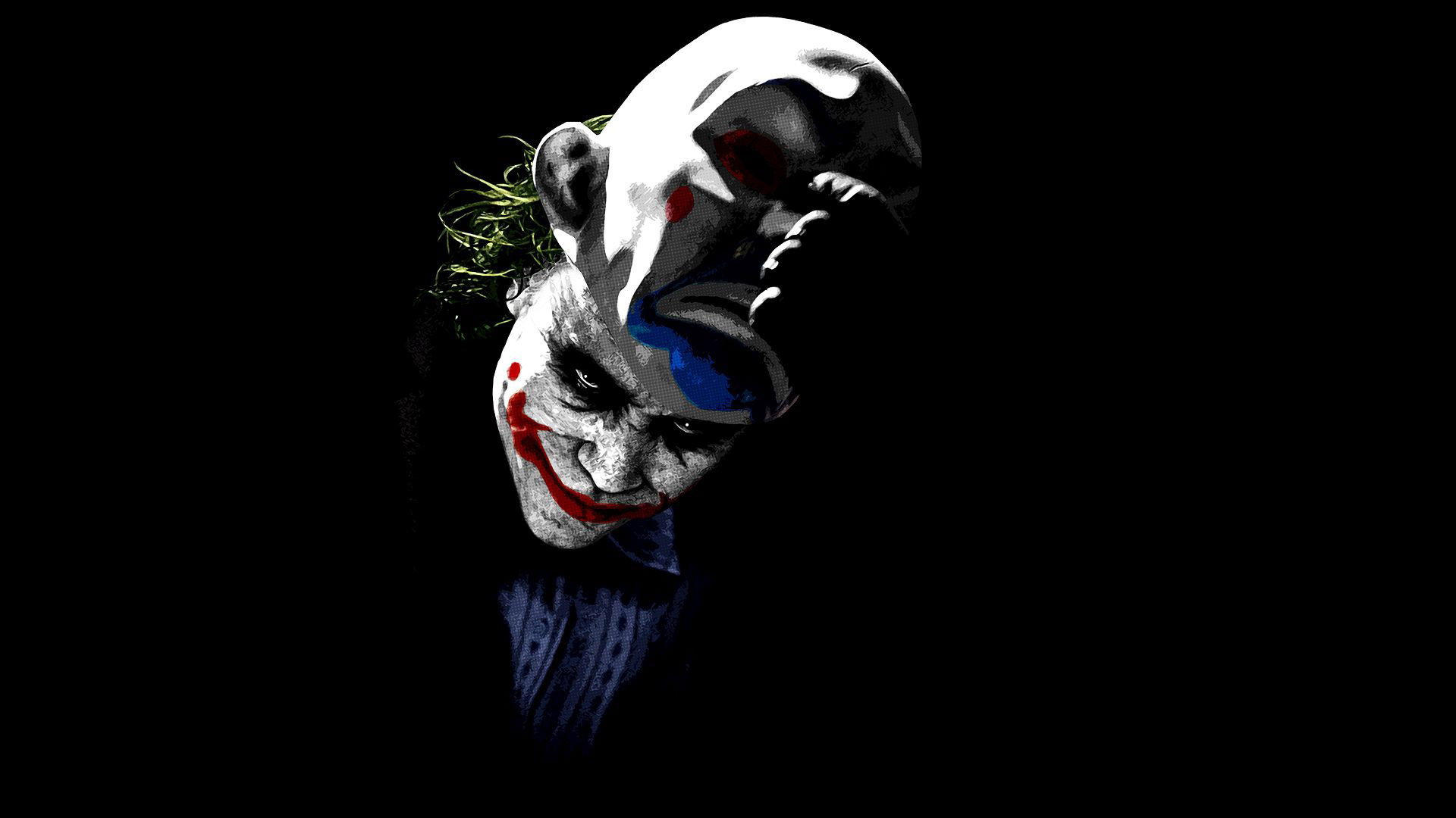 Joker The Dark Knight Wallpaper Wallpapersafari