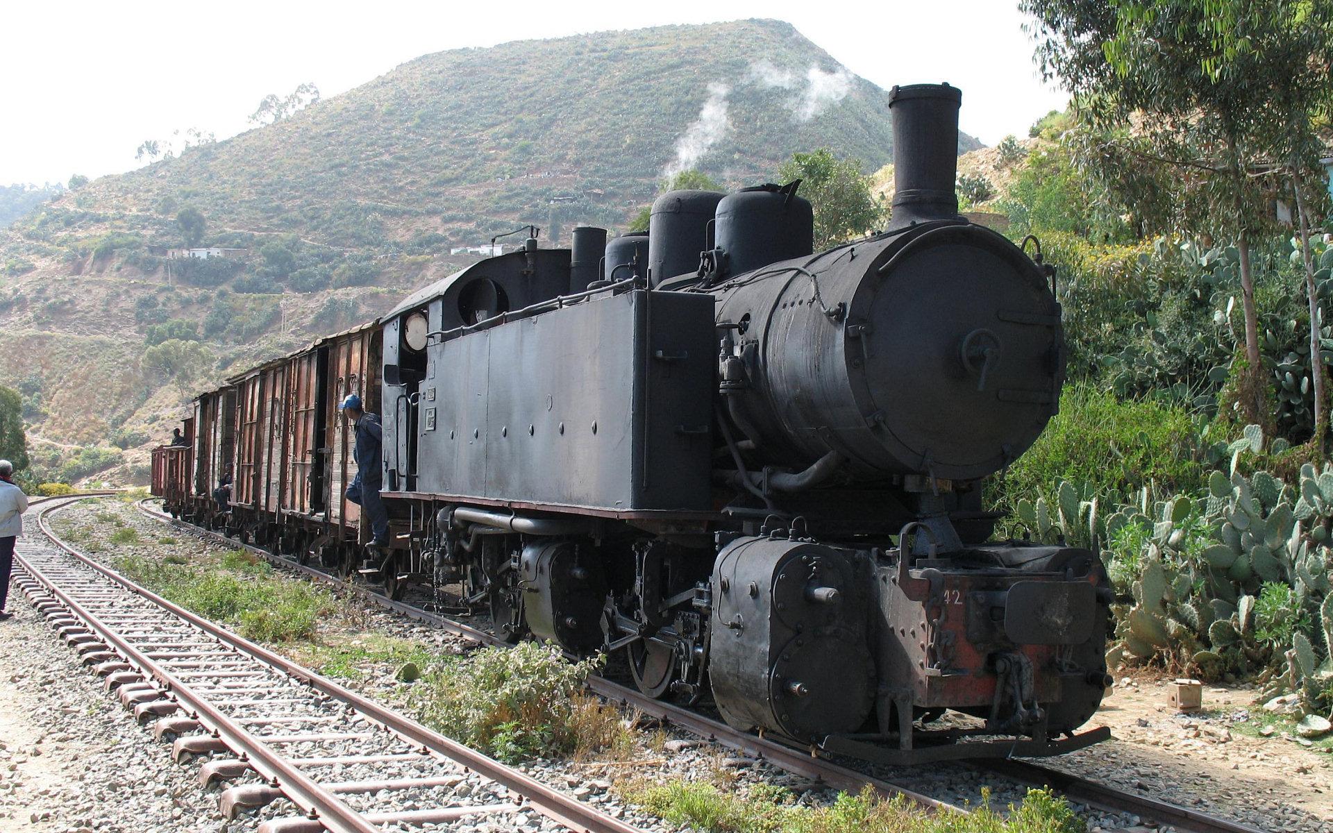 1920x1200 trains steam - photo #13