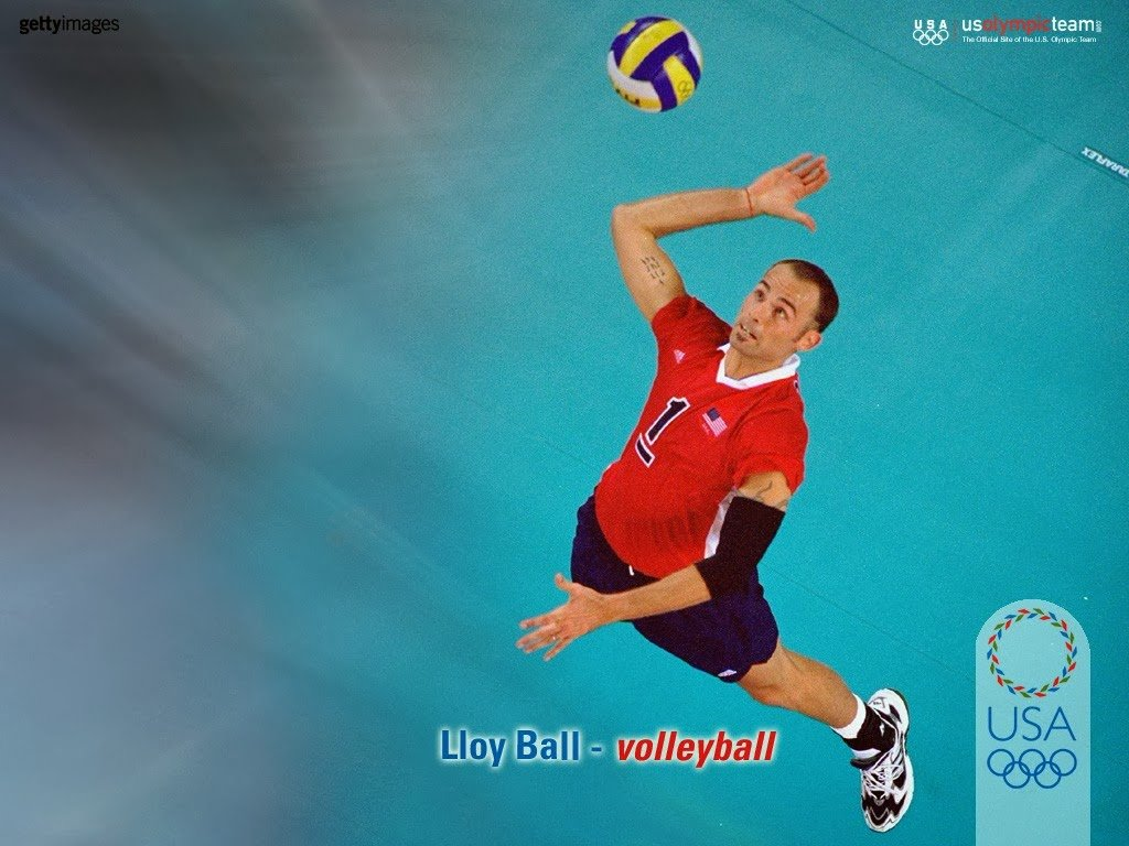 Volleyball HD Wallpapers sports playing volleyball images 1024x768