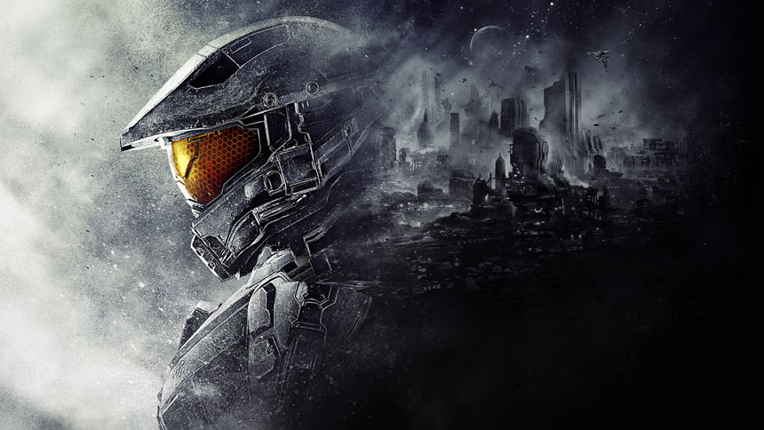 Halo 5 Guardians Wallpaper in 1920x1080 860x484
