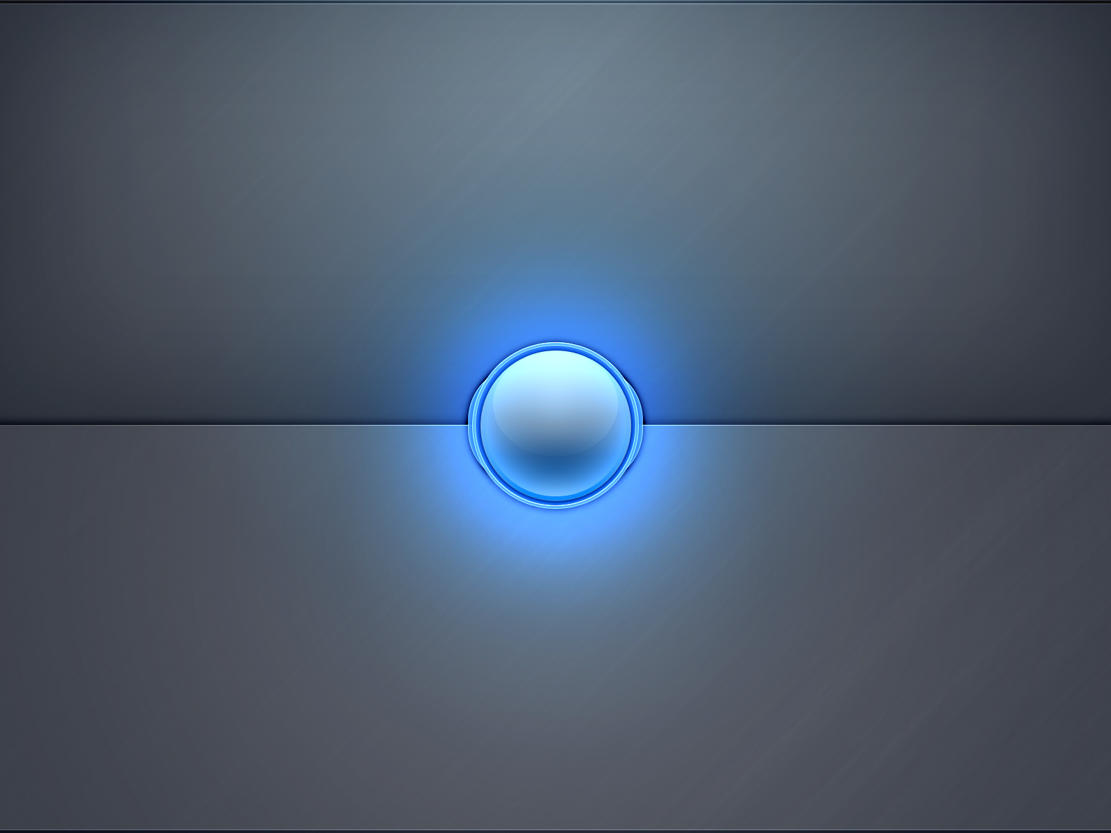 Voided Orb Wallpaper 1600x1200