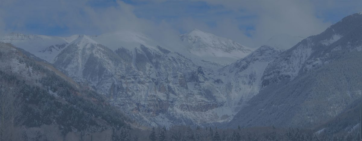 background mountains   The Hotel Telluride 1200x468