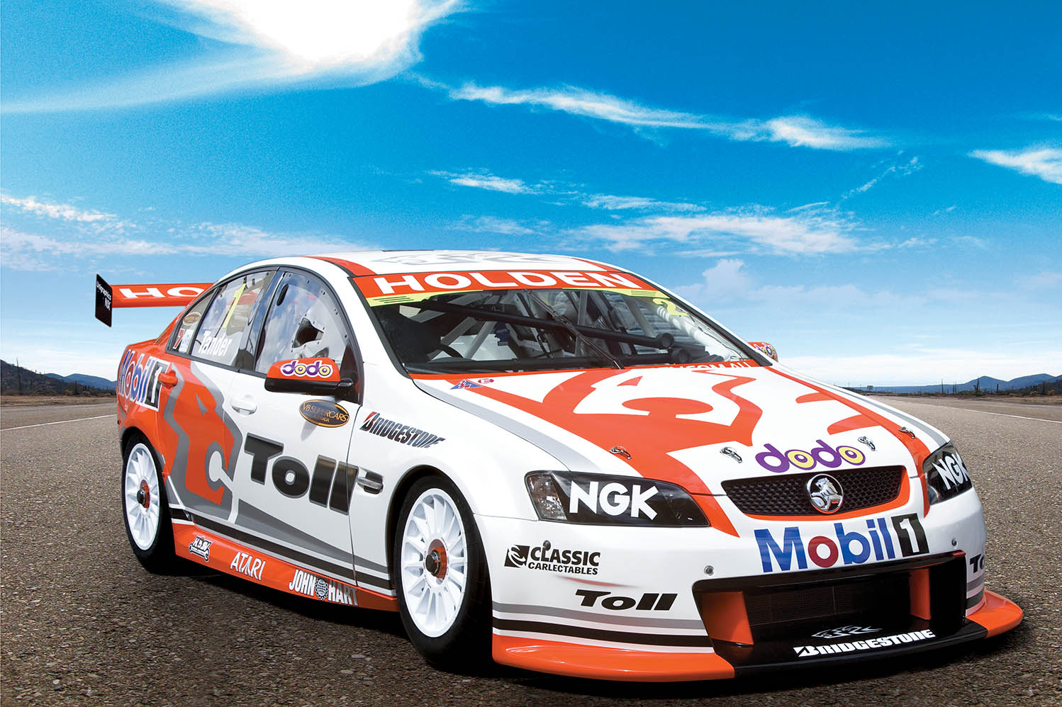 Sports   V8 Supercars V8 Supercar Wallpaper 1498x998