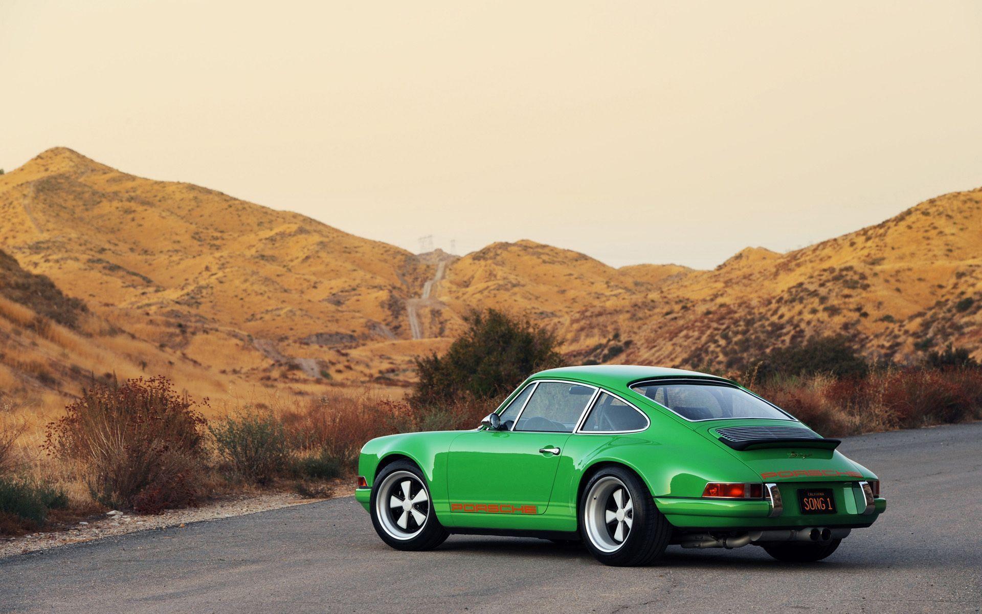 Porsche Wallpapers 1920x1200