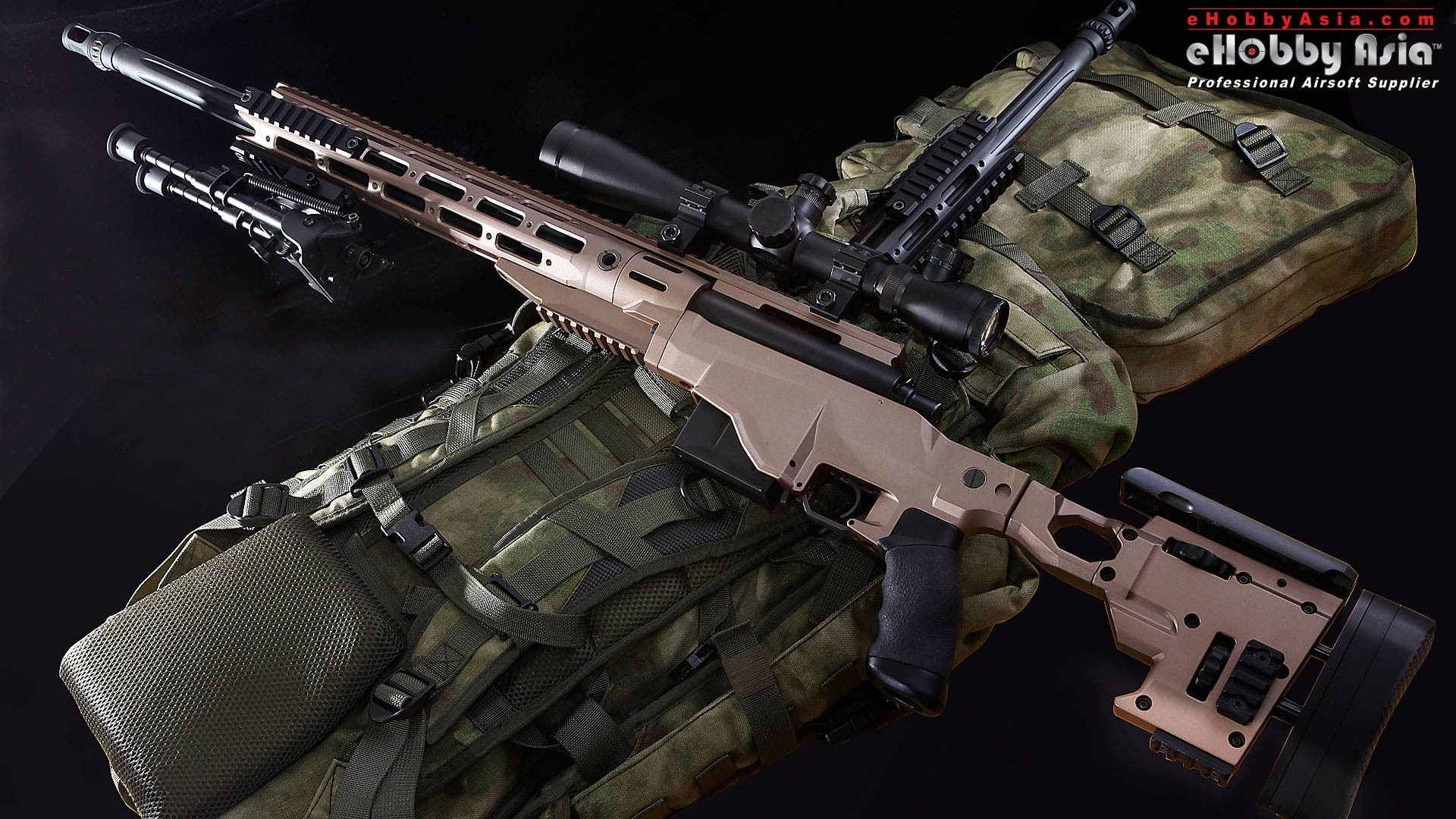weapons sniper rifles airsoft Ares Wallpapers 1920x1080