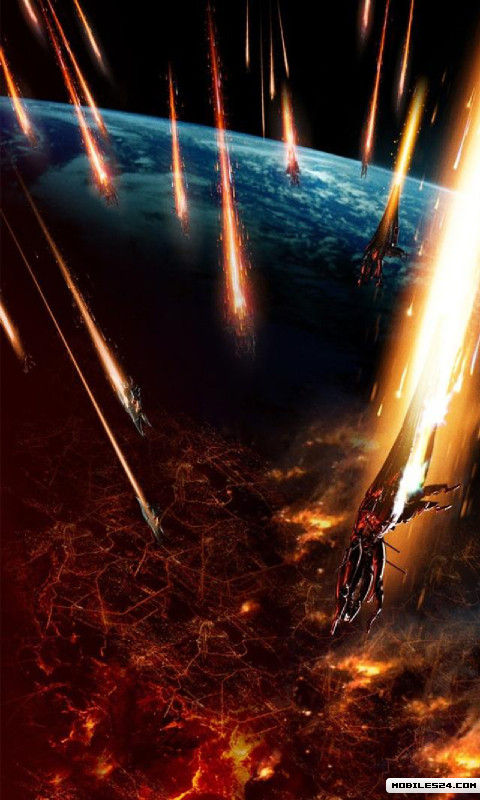 Free Download Mass Effect 3 Live Wallpaper App To Your