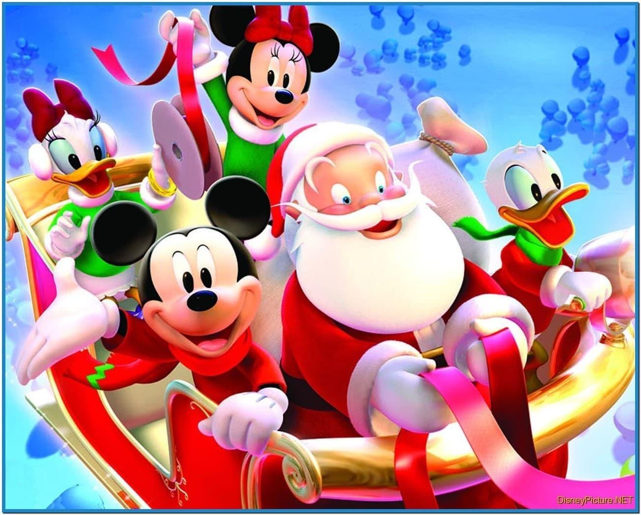 Disney christmas wallpaper and screensavers Download 1303x1047