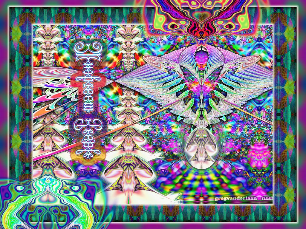 Displaying Images For   Trippy Mushroom Twitter Backgrounds 1024x768