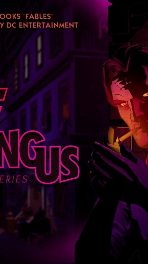 Video games the wolf among us wallpaper 48893 480x854