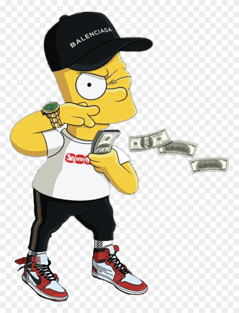 Free Download Makeitrain Bart Hypebeast Offwhite Supreme Balenciaga Bart 840x1099 For Your Desktop Mobile Tablet Explore 42 Simpsoms Hypebeast Wallpaper Simpsoms Hypebeast Wallpaper Hypebeast Wallpaper Hypebeast Wallpapers