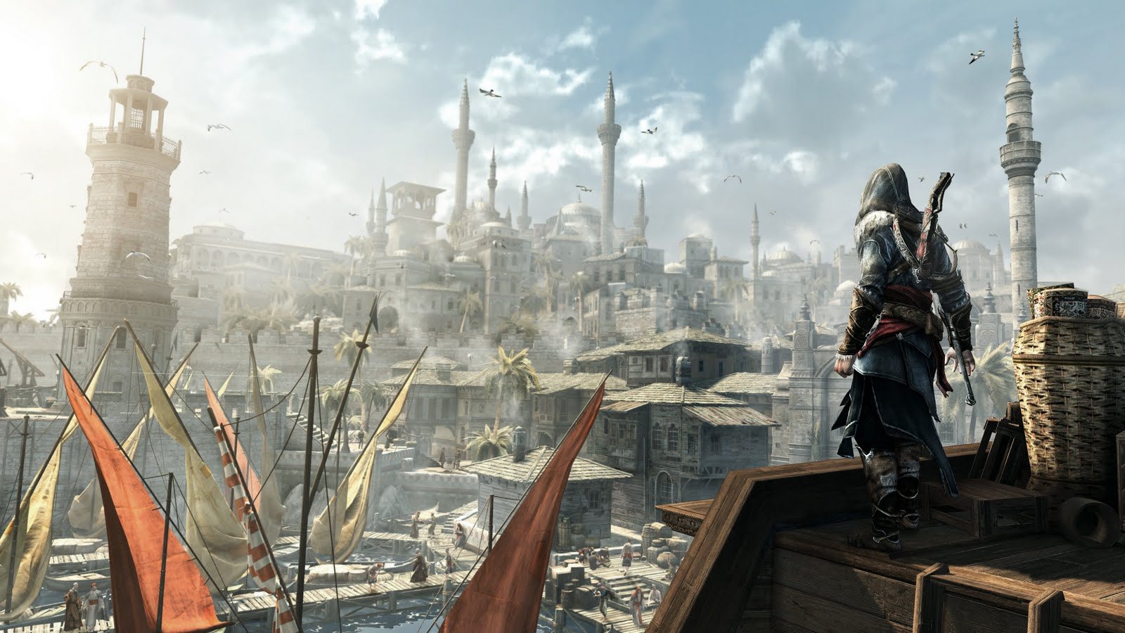 Videogames Universe Assassins Creed Revelations   5 Wallpaper in HD 1600x900
