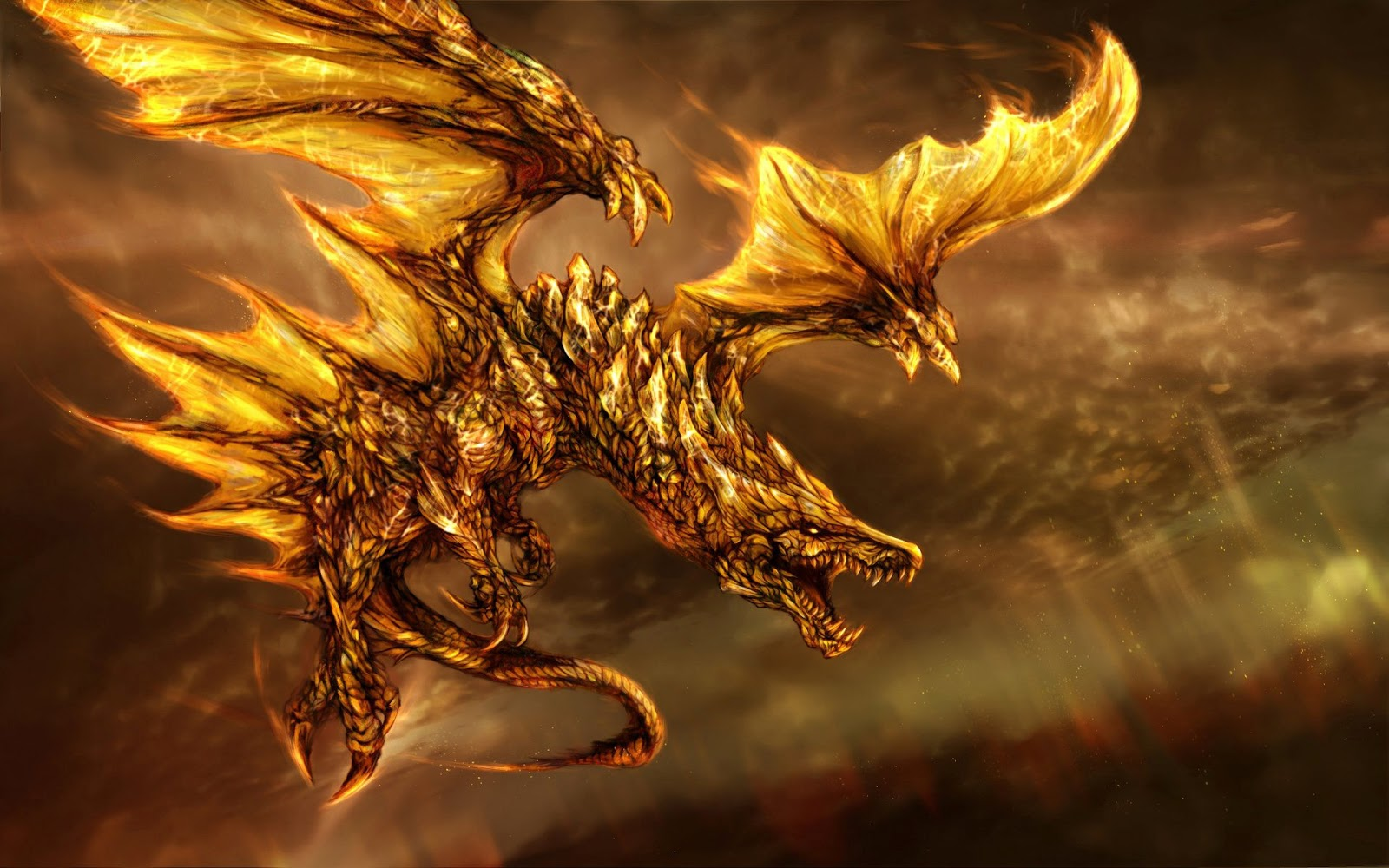 Dragon   HD Wallpapers 1600x1000