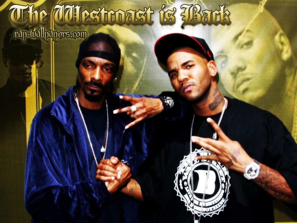 The Game n Snoop Dogg Wallpaper Rap Wallpapers 1024x768