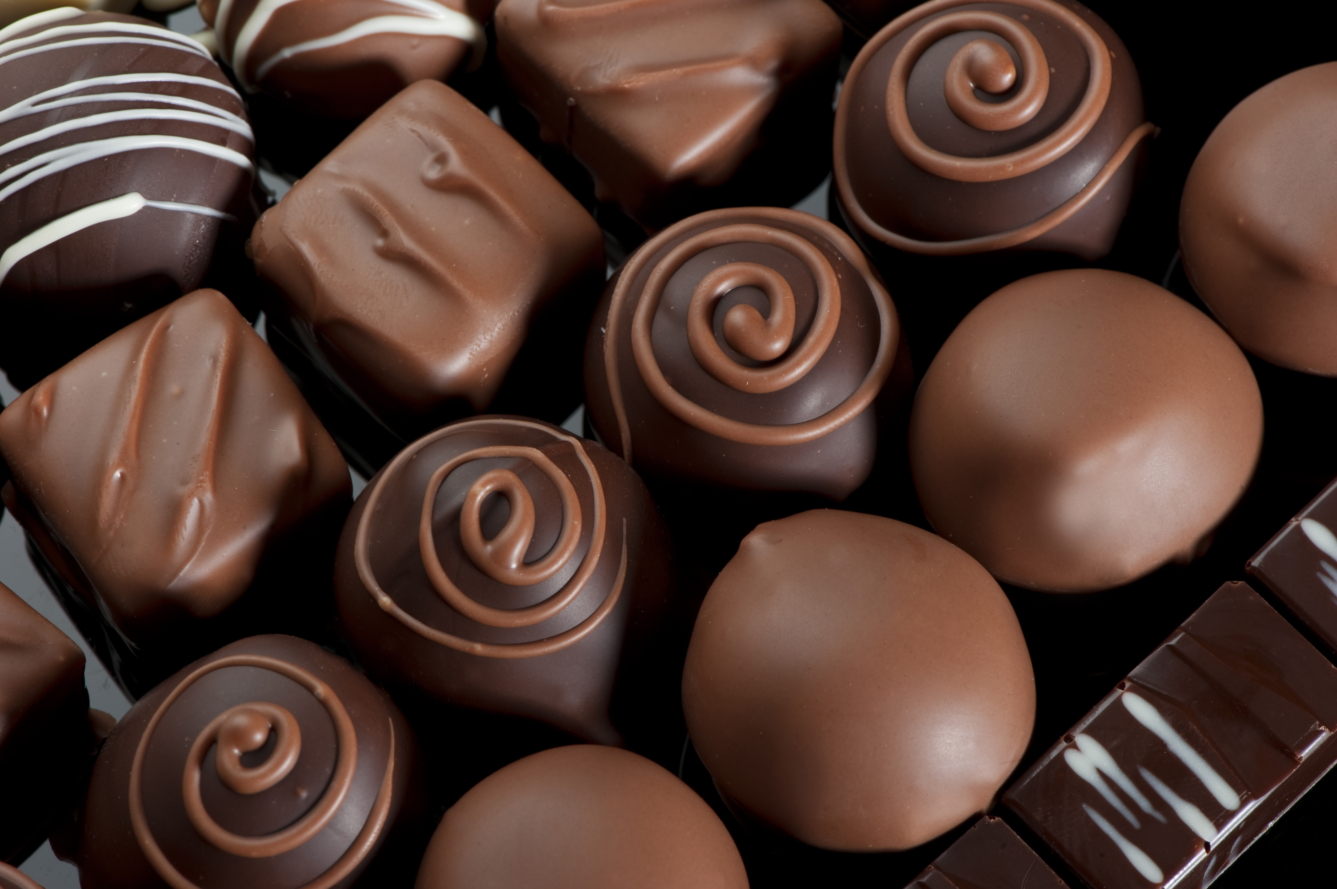 wallpaper Chocolate Chocolate candy download photo wallpapers 4256x2832