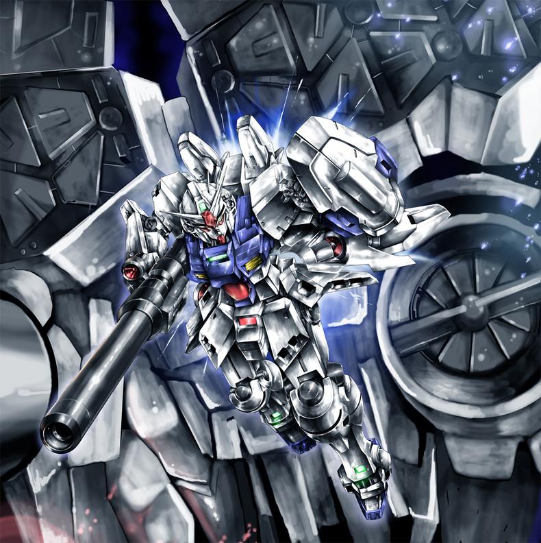 Gundam 0083 Mobile Suit Gundam 0083 790x792