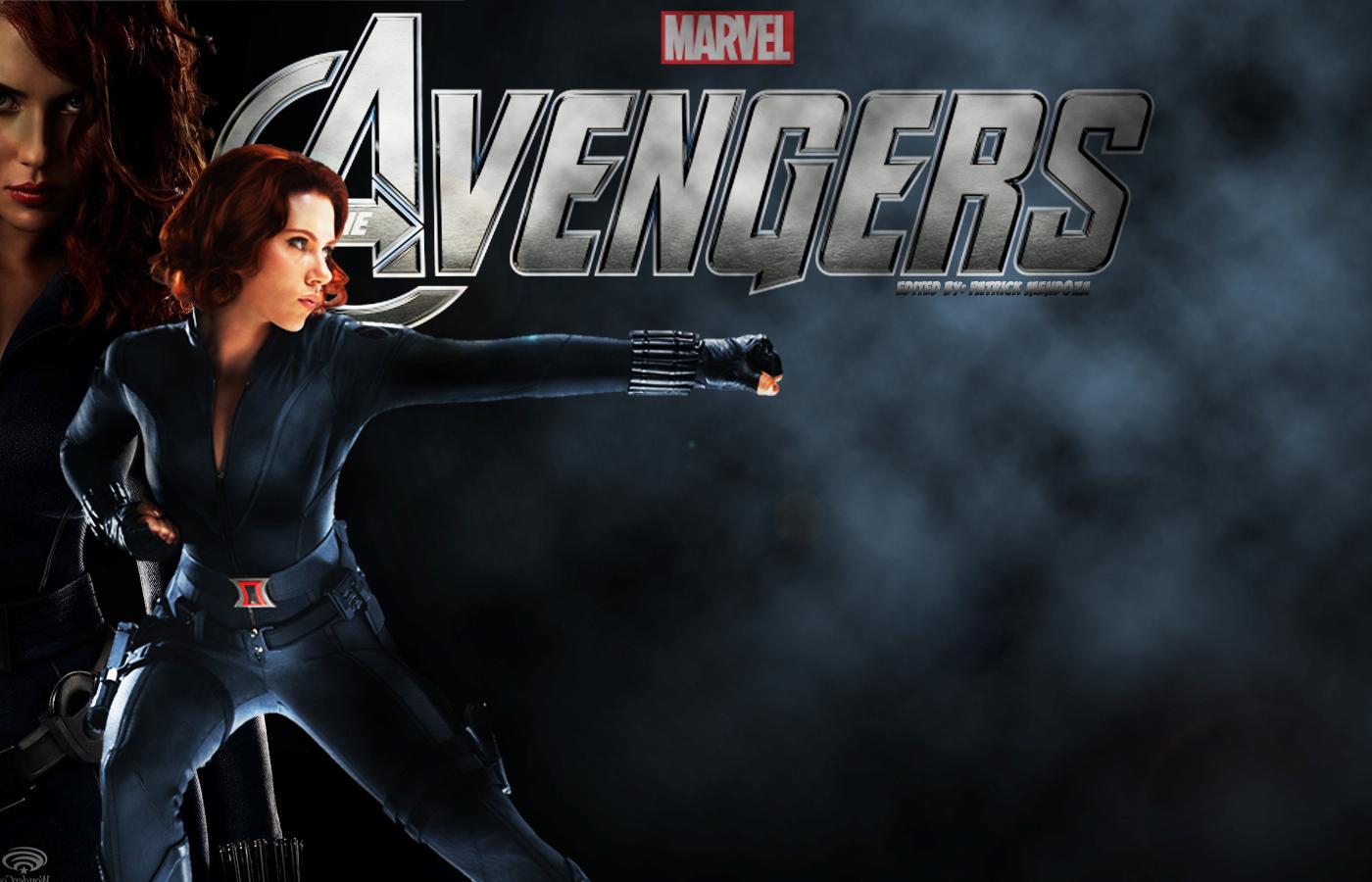 Black Widow Avengers Wallpaper 1400x900