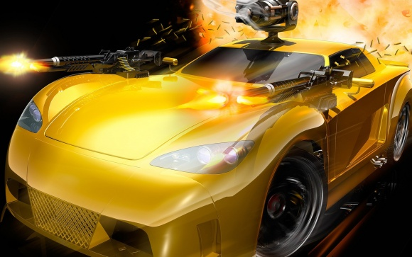 Car Crash Wallpaper 824 WOW HD Wallpapers 580x363