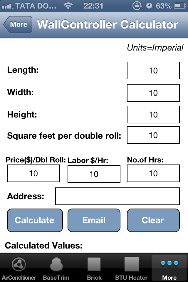 Free Download Wall Paper Calculator For Iphone Wall Paper