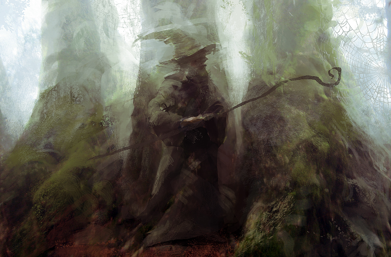 gandalf by leventep 1368x900