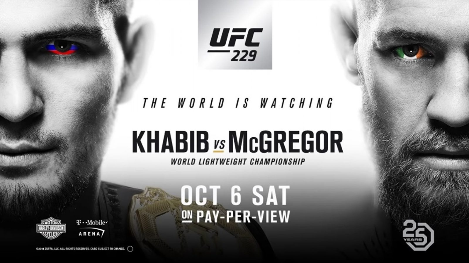 All the highlights from the UFC 229 Khabib vs McGregor pre fight 1600x900