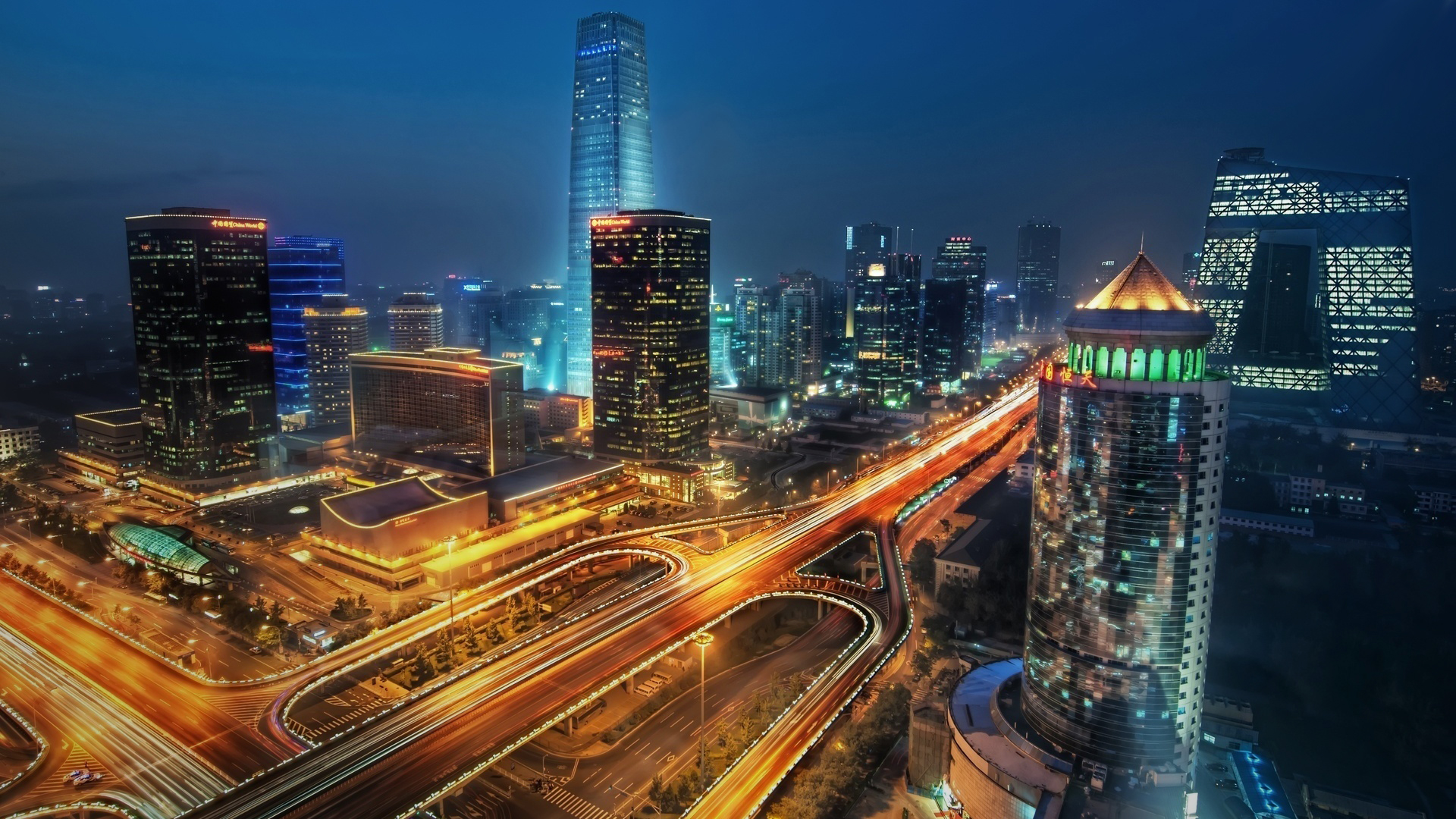 Beijing fantasy city full hd wallpaper 1080p 1920x1080
