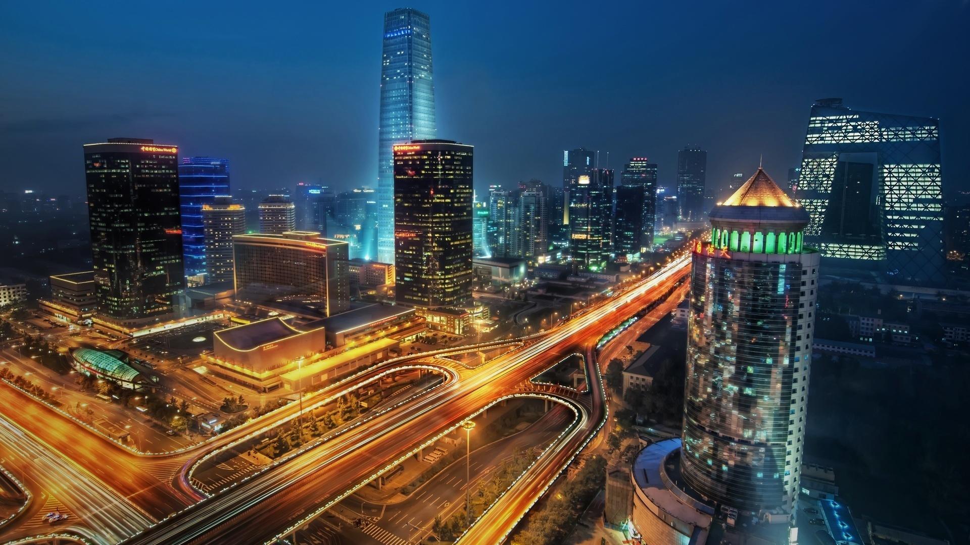 Beijing fantasy city full hd wallpaper 1080p 1920x1080