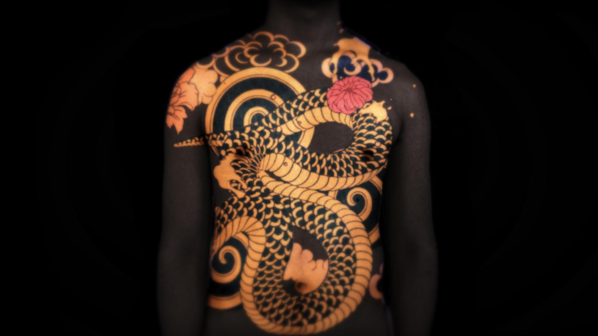 Tattoo Background - Wa...