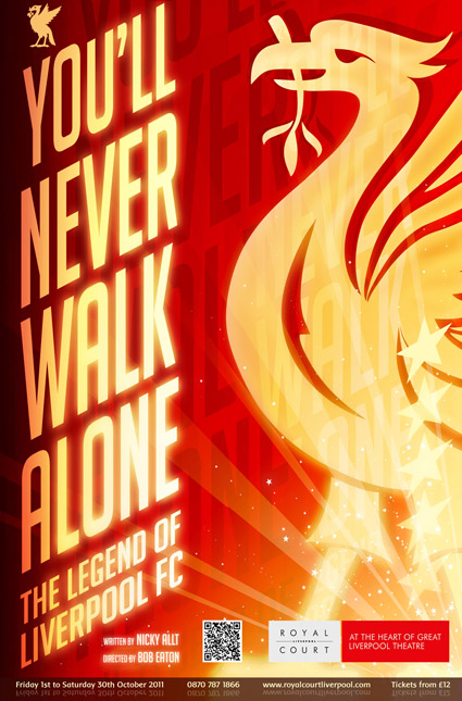 Youll Never Walk Alone by kitster29 425x645