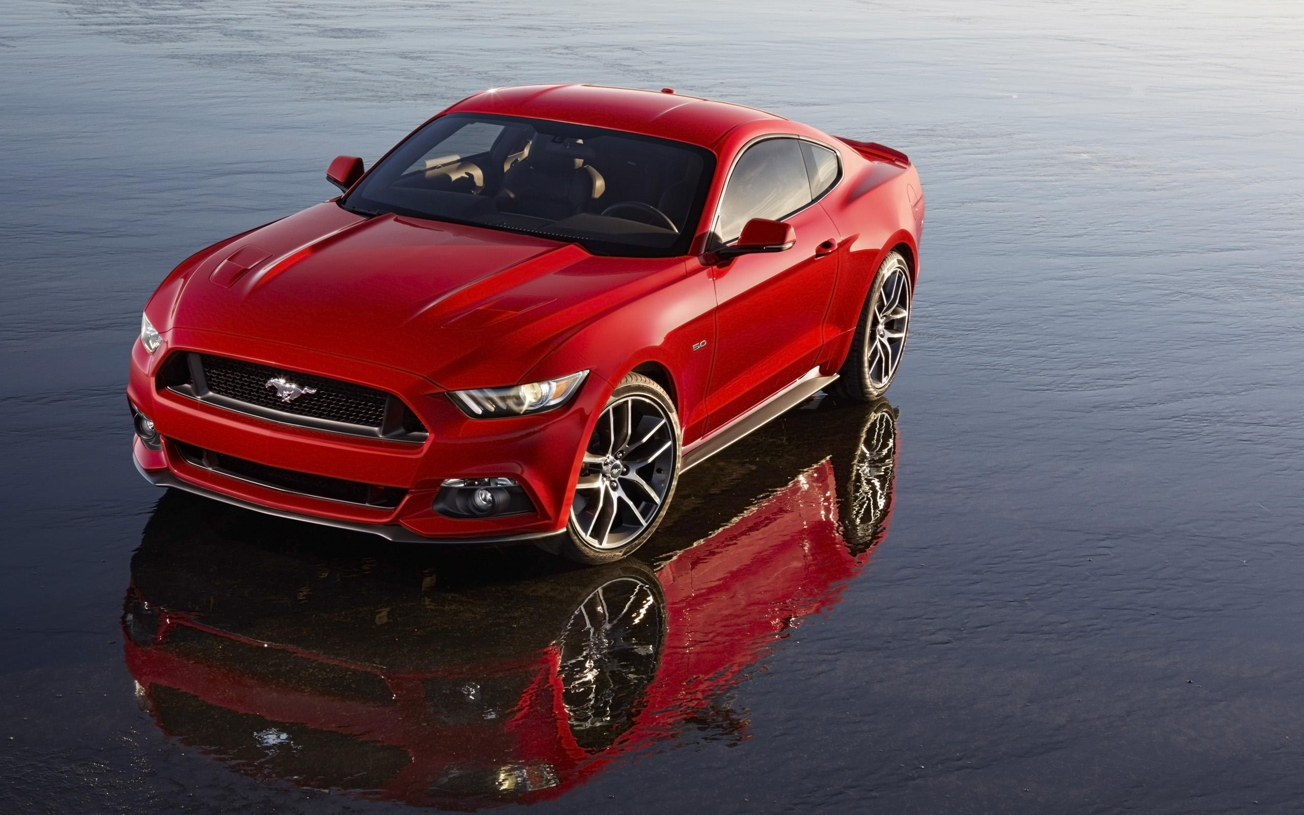 2015 Ford Mustang Wallpaper HD Car Wallpapers 2560x1600