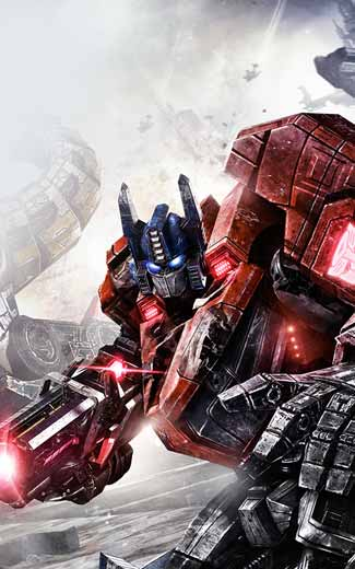 Transformers Fall of Cybertron mobile wallpaper or background 06 325x520