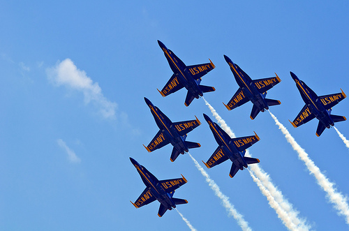 Pin Blue Angels Formation Desktop Backdrops And Wallpapers on 500x331