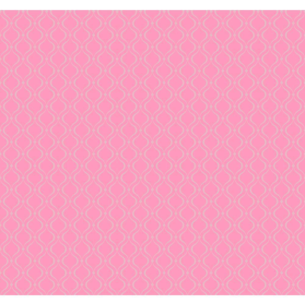 Pretty Pink Glitter Trellis Wallpaper KS2242 1000x1000
