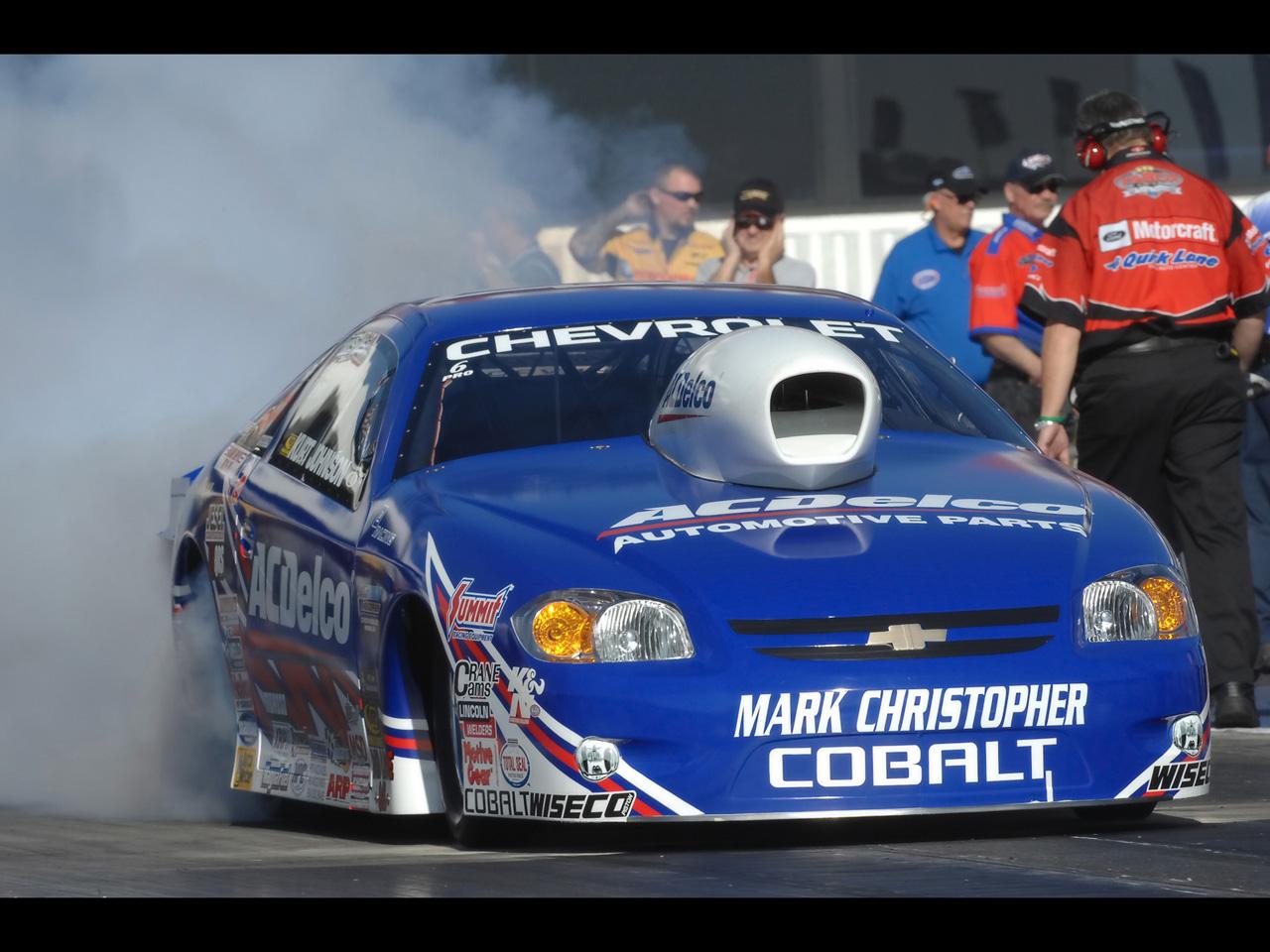 Chevrolet Cobalt NHRA Pro Stock   Kurt Johnson   1280x960   Wallpaper 1280x960