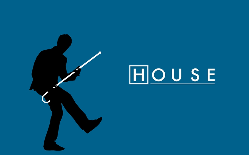 doctor dr house cane house md 1680x1050 wallpaper Architecture Houses 800x500