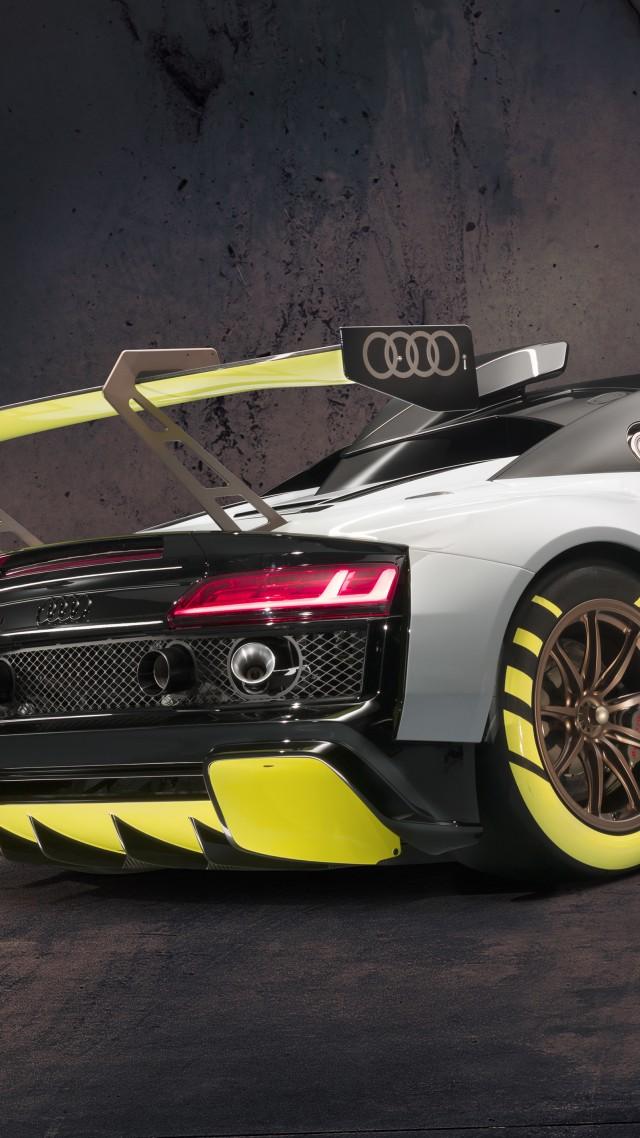Wallpaper Audi R8 LMS GT2 2019 cars 4K Cars Bikes 22031 640x1138