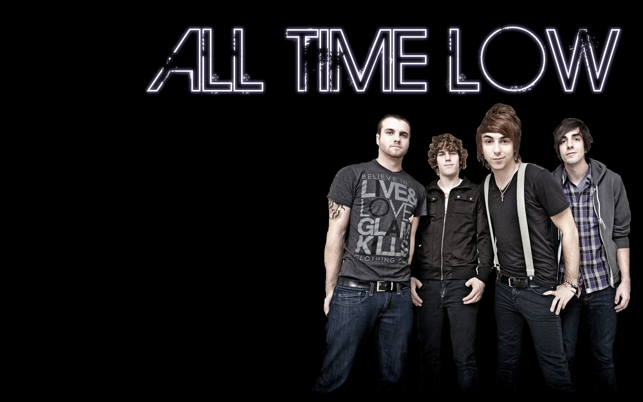 all time low   All Time Low Wallpaper 7082077 1280x800