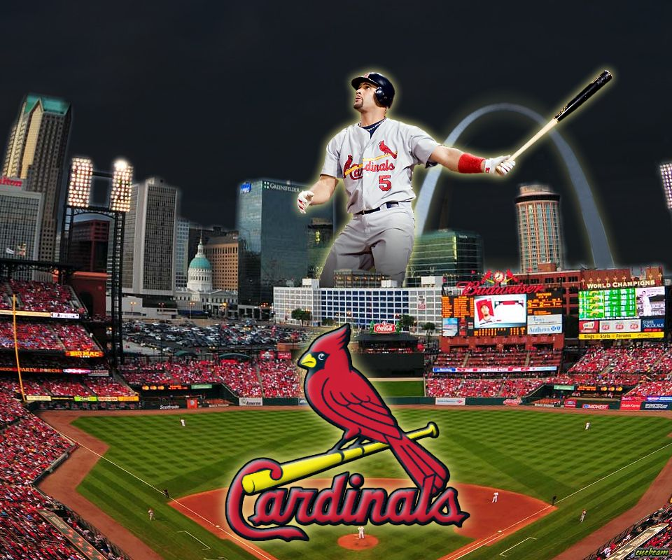 QQ Wallpapers World Series Champion St Louis Cardinals Wallpapers 960x800