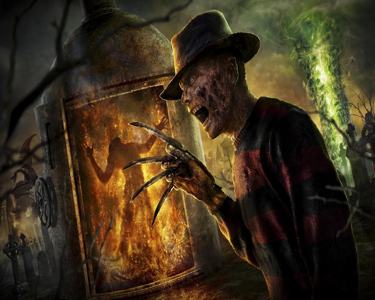 Freddy Krueger wallpaper   ForWallpapercom 1280x1024