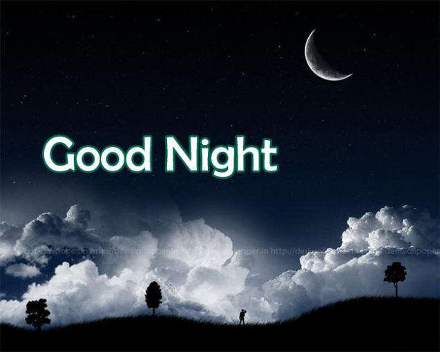Good Night Wallpapers HD HD Wallpapers Backgrounds Photos Pictures 637x510