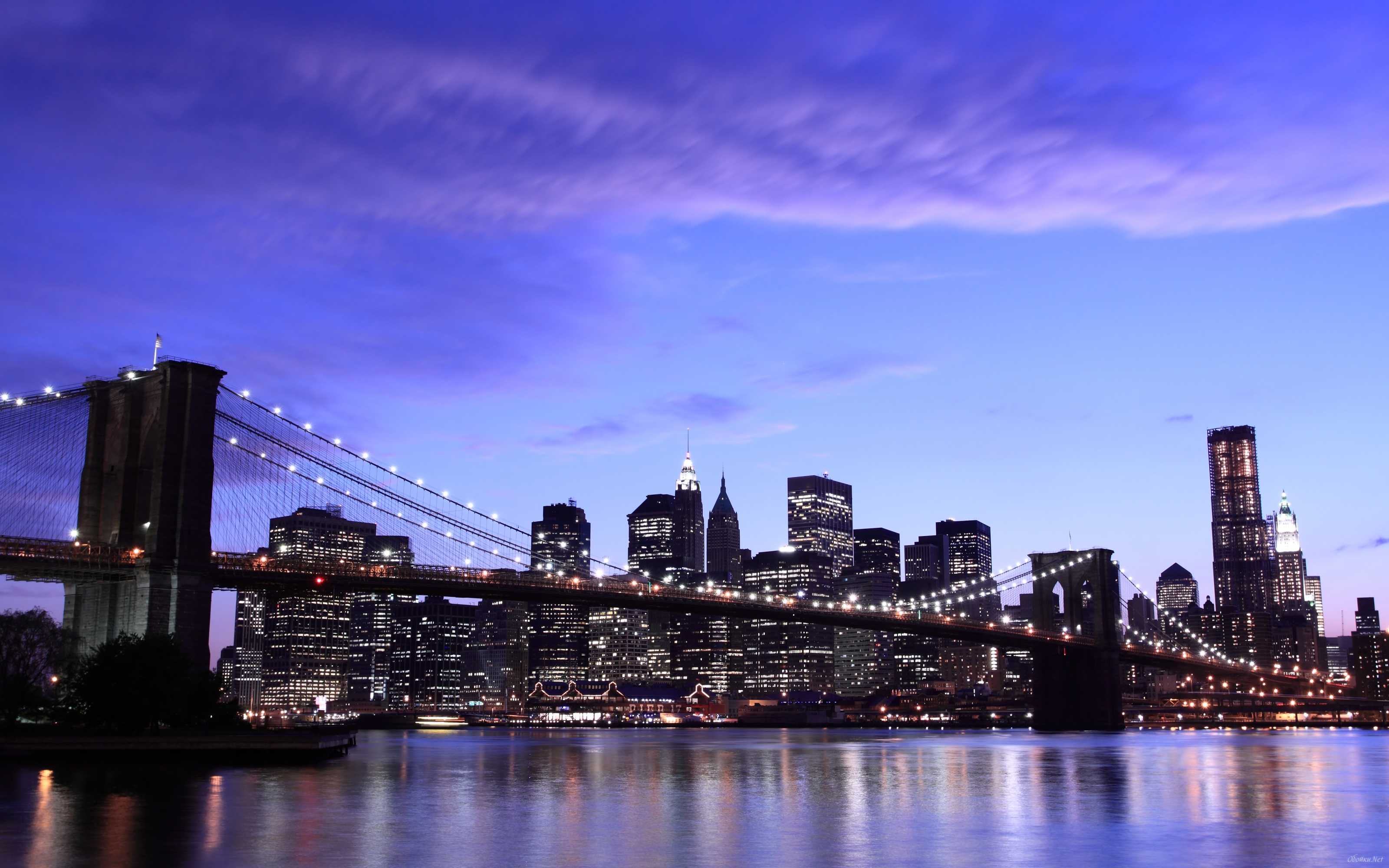 New York At Night Wallpaper Desktop Background 5 5 1 votes 3200x2000
