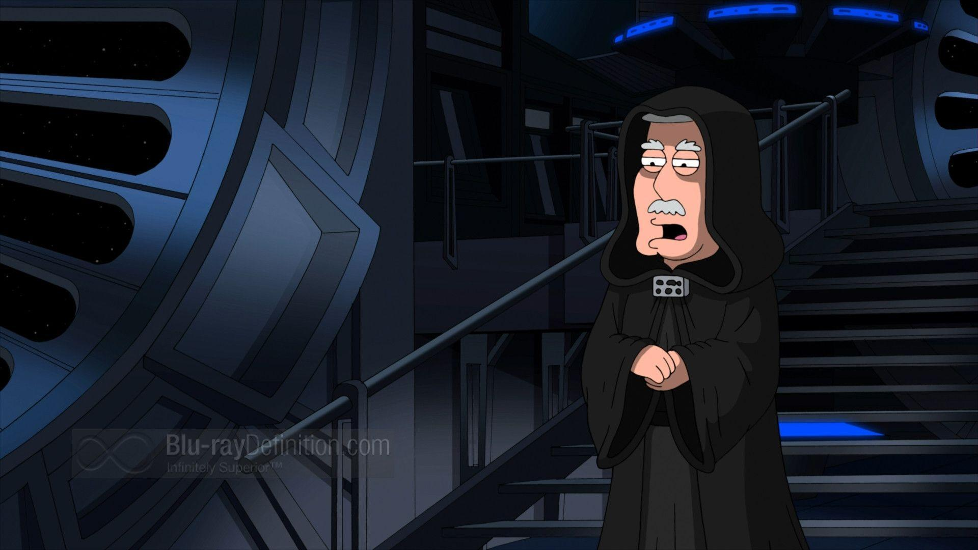 1920x1080px Family Guy Star Wars Wallpaper Wallpapersafari