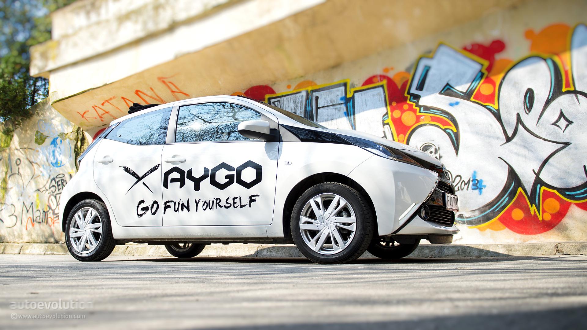 2015 Toyota Aygo X Wave HD Wallpapers Barrel of Fun   autoevolution 1920x1080
