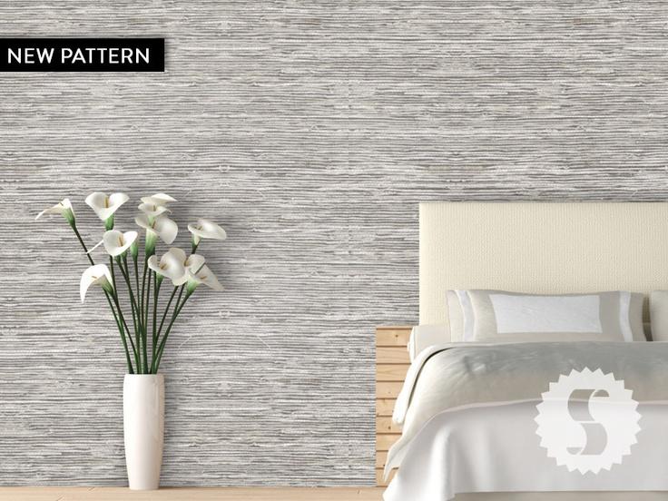removable peel an stick grasscloth wallpaper 2015   Grasscloth 736x552