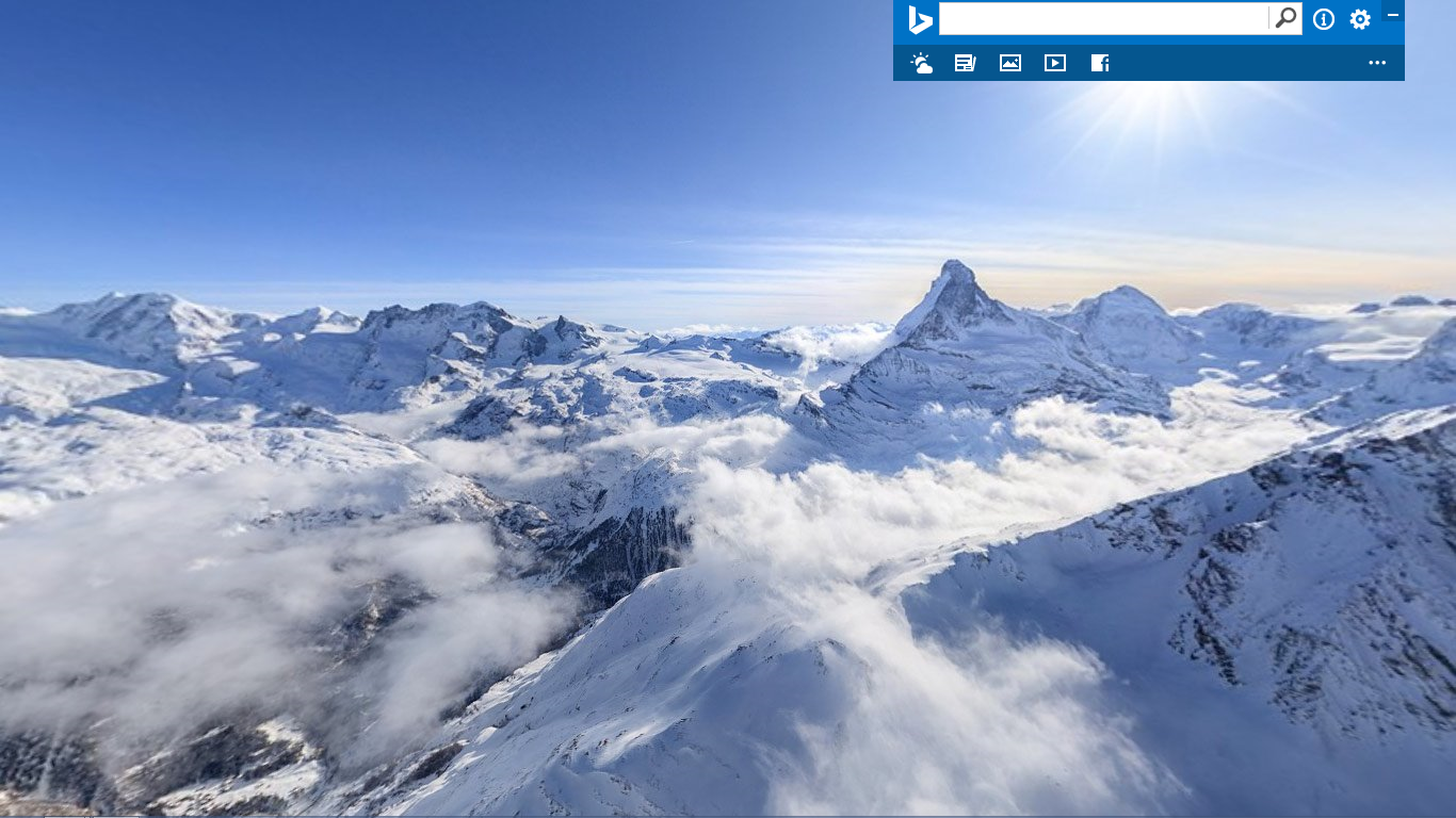 wallpaper live sync pc BING android download SourceForgenet 1366x768